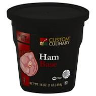 Custom Culinary Gold Label Ham Base, 1 Pound -- 12 per case Free Shipping