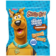 Keebler Scooby Doo Cinnamon Graham Cracker Sticks, 1 Ounce per Pack - 210 per Case Free Shipping