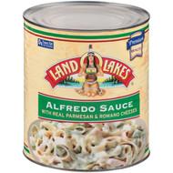 Land O Lakes Alfredo Sauce, 10 Cans - 6 per Case Free Shipping