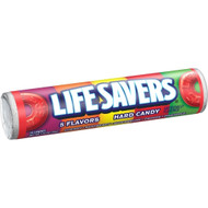 Lifesavers Five Flavor Candy Roll, 1.14 Ounces - 20 per Pack - 15 per Case Free Shipping