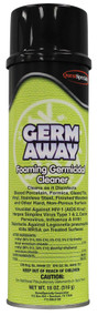 Germ Away Germicidal Cleaner Foaming Disinfectant 12/20 oz. case, 18 oz. Free Shipping