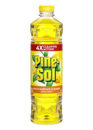 Pine-Sol Multi-Surface Cleaner, Lemon Fresh, 12/28 oz Bottle, Free Shipping