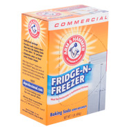 Arm & Hammer Fridge-N-Freezer Pack Baking Soda, Unscented, Powder, 16 Oz (Case of 12) Free Shipping