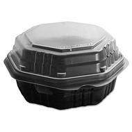 DART OctaView HF Containers Black/Clear
