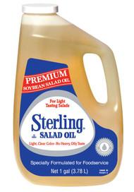 Stratas Sterling Salad Oil, 1 Gallon -- 3 per case Free Shipping