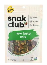 Snak Club Raw Keto Mix 6 / 4 oz