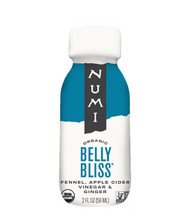 Numi Belly Bliss Daily Super Shot, 2 Ounce -- 48 per case Free Shipping