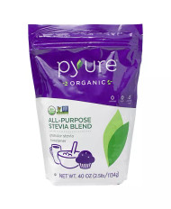 Pyure All-Purpose Granular Sweetener Blend, 40 oz Bag, Free Delivery