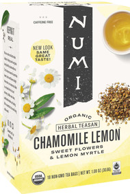 CHAMOMILE LEMON HERBAL TEA 6-18 COUNT