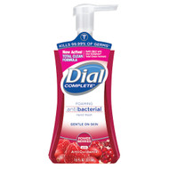 Dial Complete Power Berries Antibacterial Foaming Hand Wash Pump 7.5 Ounce - 8 Per Case, Free Shipping