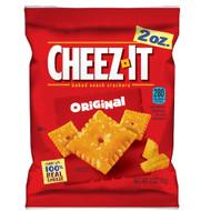 Cheez-It Original Crackers, 2 Ounces Per Pack - 60 Per Cs, Free Shipping