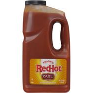 Frank's Redhot Rajili, Sweet Asian, Ginger Sauce - .5 Gallon Jug - 4 Per Cs, Free Shipping