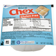 Rice Chex Single Serve Bowl pak, 1 Ounce Cup - 96 Per Cs, Free Shipping