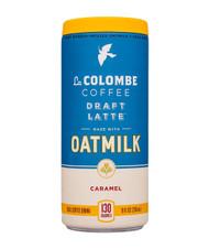 La Colombe Oat Milk Caraz, 8 counmel 9oz, Free Shipping