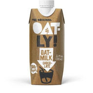 Oatly Oat Milk Chocolate 11 Ounce, 12 per case, Free Shipping