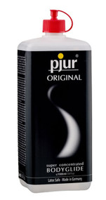 Our all-around product for maximum enjoyment. Pjur ORIGINAL is the first and bestselling personal silicone lubricant in the world. It provides a pleasurable, long-lasting gliding feeling, while making your skin smooth and silky soft. Pjur ORIGINAL is superconcentrated and the right choice for intimate, exciting hours. As a safe and dependable lubricant, Pjur ORIGINAL promises a good time. Of course, it is tasteless and odorless, and extremely kind to your skin. Pjur Original is also ideal for gentle body massages, relaxing every tense muscle.