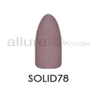 Chisel 2in1 Acrylic & Dipping - Solid Collection - SOLID78
