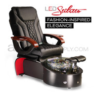 LED Stiletto Pedicure Spa