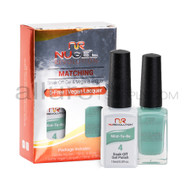 NuRevolution - Matching Gel and Polish - NR04 Mint-To-Be