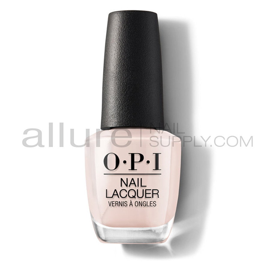 OPI Nail Lacquer - Tiramisu for Two - NL V28 - Allure Nail Supply