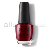 OPI Nail Lacquer - We the Female - NL W64