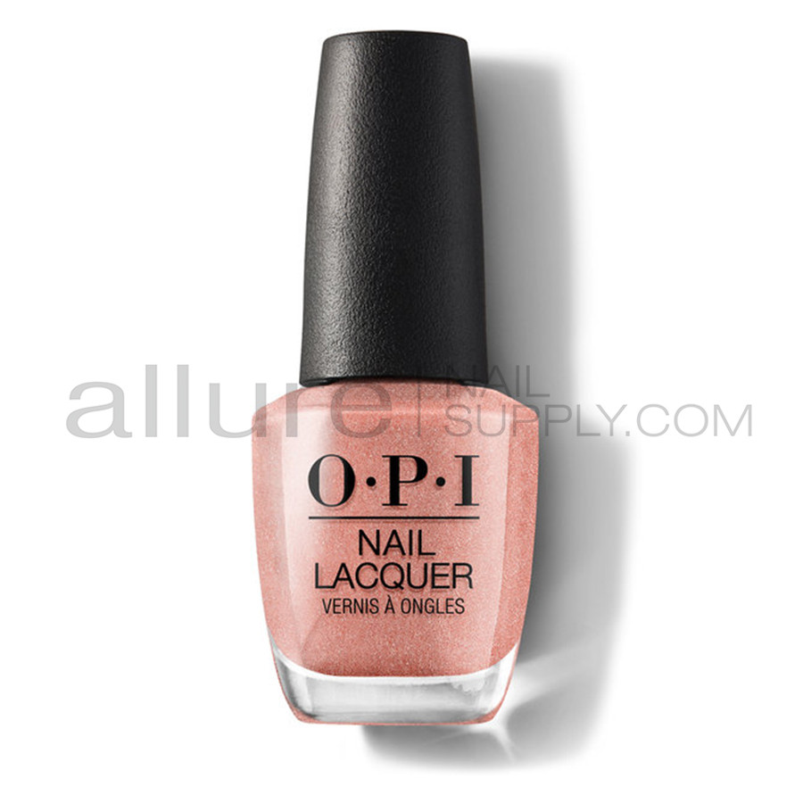 OPI Nail Lacquer - Worth a Pretty Penne - NL V27 - Allure Nail Supply