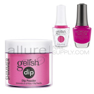 Gelish Trio Set - Amour Color Please