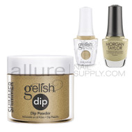Gelish Trio Set - Give Me Gold