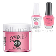 Gelish Trio Set - Make You Blink Pink