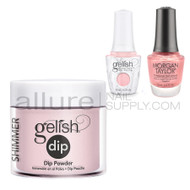 Gelish Trio Set - Taffeta