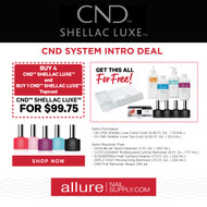 CND Shellac Luxe - System Intro