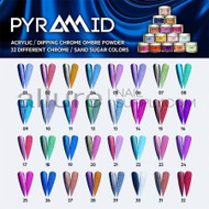 Pyramid Chrome Dip 2 oz