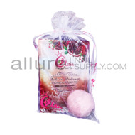 Clair Pedi Gifts - 4 in 1 Pomegranate