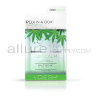 Voesh Pedi in a Box Deluxe (4 Step) - CBD Calm