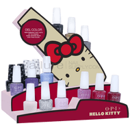 OPI GelColor - Hello Kitty Holiday '19 Collection 16pc
