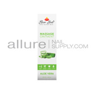 New Scent! Baresoak Massage Ointment - Aloe Vera 3.4 oz