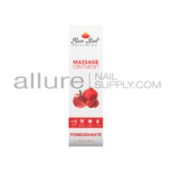 New Scent! Baresoak Massage Ointment - Pomegranate 3.4 oz