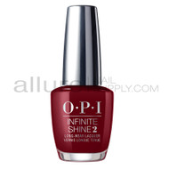 OPI Infinite Shine - Got the Blues for Red - ISW52