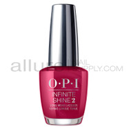 OPI Infinite Shine - OPI Red - ISL72