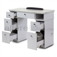 AYC Sonoma Manicure Table (With Exhaust)