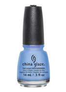 China Glaze Nail Polish Road Trip 2015 Spring Collection- Boho Blues