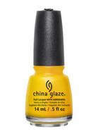 China Glaze Nail Polish Road Trip 2015 Spring Collection- Suns Up Tops Down