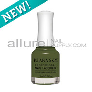 Kiara Sky Nail Lacquer - Moroccan Sunset Collection - N548 Hush Hush