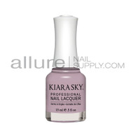 Kiara Sky Nail Lacquer - Dolce Vita Collection - N556 Totally Whipped