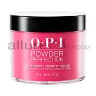 OPI Color Perfection Dip Powder - Strawberry Margarita (43g)