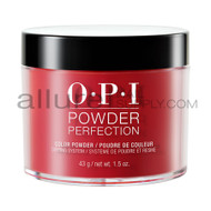 OPI Color Perfection Dip Powder - The Thrill of Brazil (43g)