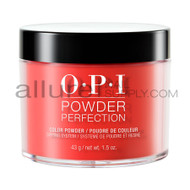 OPI Color Perfection Dip Powder - A Good Man-darin is Hard to Find (43g)