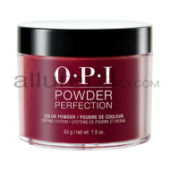 OPI Color Perfection Dip Powder - Malaga Wine (43g)