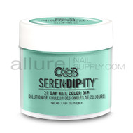Color Club Serendipity Dip Powder - Blue-Ming - XDIP954