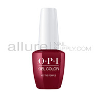 OPI Gel Color - We the Female - GCW64